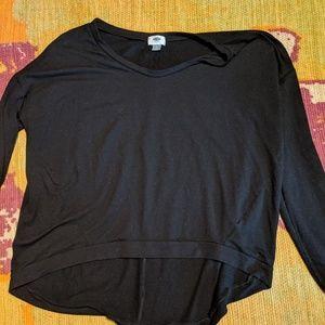 Old Navy high/low sweatshirt